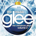 Produktbilde for Glee: The Music - The Christmas Album Vol. 3 (USA-import) (CD)