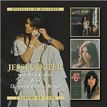 Produktbilde for I'm Jessi Coulter / Jessi / Diamond In The Rough (2CD Remastered)