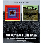 The Outlaw Blues Band And The People / Breaking In (Remastered) (CD)