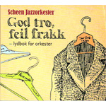Produktbilde for God Tro, Feil Frakk (CD)