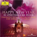 Happy New Year 2013 - Die Operettengala Aus Dresden (2CD)