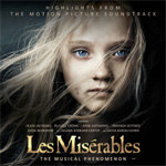 Les Miserables - Highlights From The Motion Picture Soundtrack (CD)
