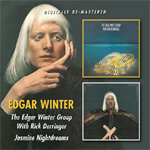 The Edgar Winter Group With Rick Derringer / Jasmine Nightdreams (2CD Remastered)