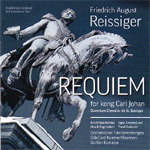 Reissiger: Requiem for kong Carl Johan (CD)