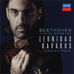 Leonidas Kavakos - Beethoven: The Complete Violin Sonatas (3CD)