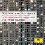 Dutilleux: Correspondances (For Soprano and orchestra) (CD)