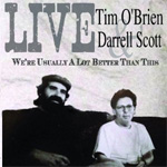 Live - We're Usually A Lot Better Than This (CD)