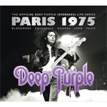 Paris 1975 - The Official Deep Purple (Overseas) Live Series (2CD)