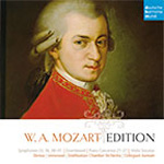 W.A. Mozart Edition (10CD)