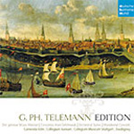 Produktbilde for G. PH. Telemann Edition (10CD)