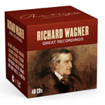 Produktbilde for Wagner: Great Recordings (40CD)