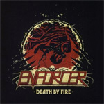 Death By Fire (CD)