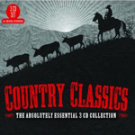 Absolutely Essential Country Classics (3CD)