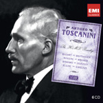 Produktbilde for Arturo Toscanini - Icon (6CD)