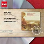 Nigel Kennedy - Elgar Violin Concerto & Introduction And Allegro (CD)