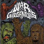 War Of The Gargantuas EP (CD)