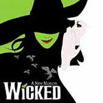 Produktbilde for Wicked: A New Musical - Original Cast Recording (USA-import) (CD)