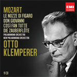 Otto Klemperer - Mozart: Operas - Limited Edition (11CD)