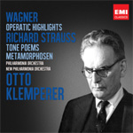 Produktbilde for Wagner: Operatic Highlights; R.Strauss: Tone Poem (CD)