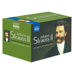 J. Strauss II: The Complete Orchestral Edition (52CD)