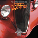 All-Star Tribute To ZZ Top - Four Flat Tires On A Muddy Road (CD)