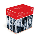 Wagner: Wagner At The Met - Legendary Performances From The Metropolitan Opera (25CD)