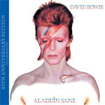 Aladdin Sane - Limited 40th Anniversary Edition (Remastered) (CD)