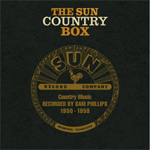 The Sun Country Box - Country Music Recorded By Sam Phillips 1950-1959 (6CD)