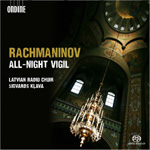 Rachmaninov: All-Night Vigil (CD)