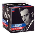 Vladimir Ashkenazy - 50 Years On Decca: Original Jacket Collection - Limited Edition (50CD)