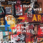 She Paints Words In Red (CD)