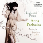 Produktbilde for Anna Prohaska - Enchanted Forest (CD)
