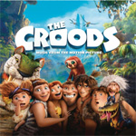 The Croods (CD)