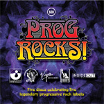Prog Rocks! Labels - Limited Box Edition (5CD)