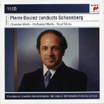 Pierre Boulez - Conducts Schoenberg (11CD)