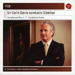 Colin Davis - Conducts Sibelius (7CD)