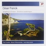 Franck: Symphony In D-minor / Symphonic Variations For Piano And Orchestra (CD)