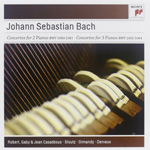 Bach: Concertos For 2 & 3 Pianos (CD)