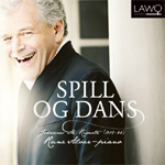 Rune Alver - Rivertz: Spill Og Dans (CD)