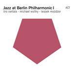 Jazz At Berlin Philharmonic I (CD)