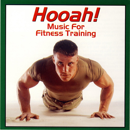 Hooah! Music For Fitness Training (CD)