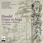 Handel: Giove In Argo - Limited Edition (3CD)