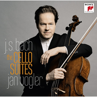 Jan Vogler - Bach: Suites For Solo Cello 1-6 (2CD)