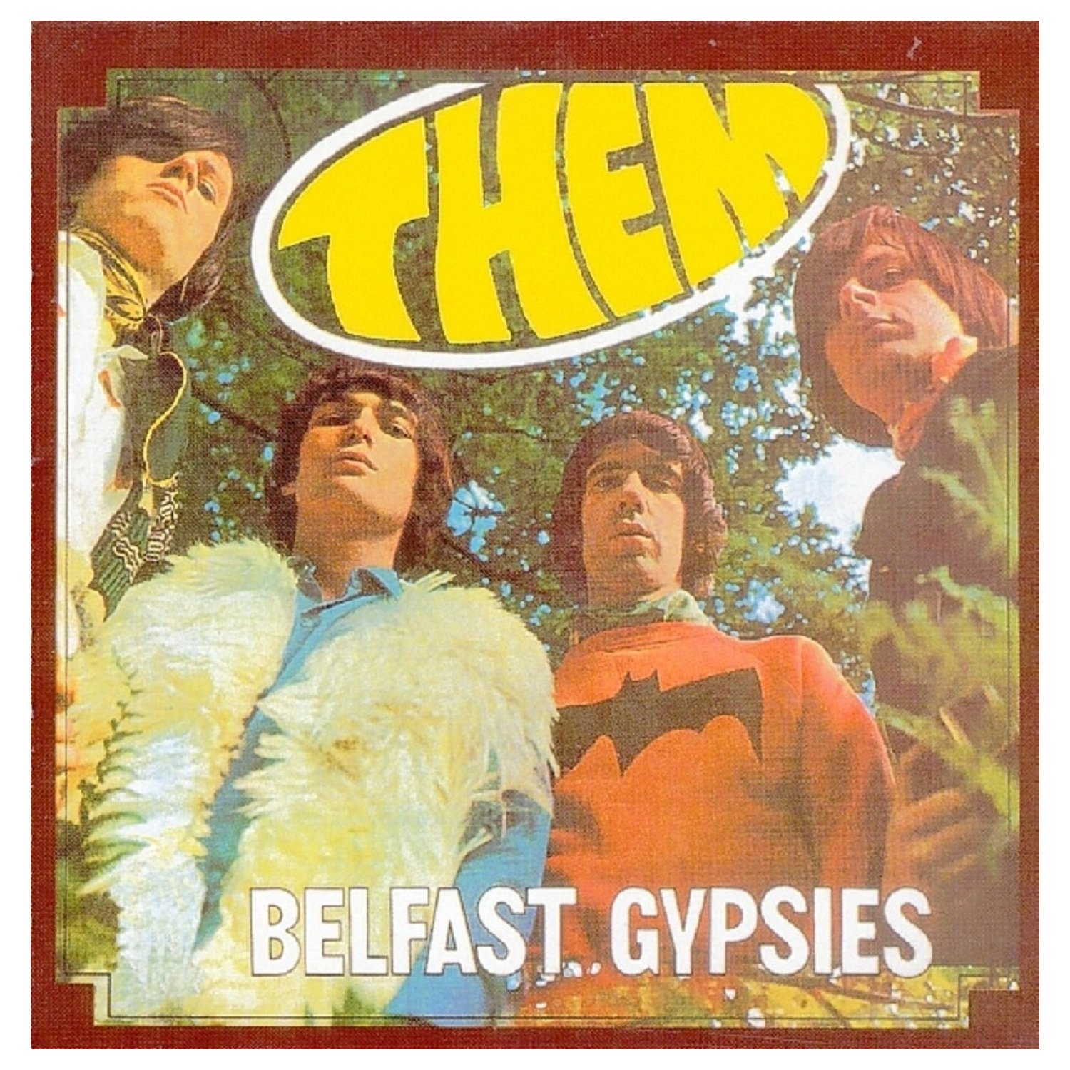 Belfast Gypsies Secret Police