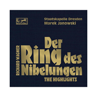 Wagner: Der Ring des Nibelungen - Janowski Ring Edition - The Highlights (2CD)