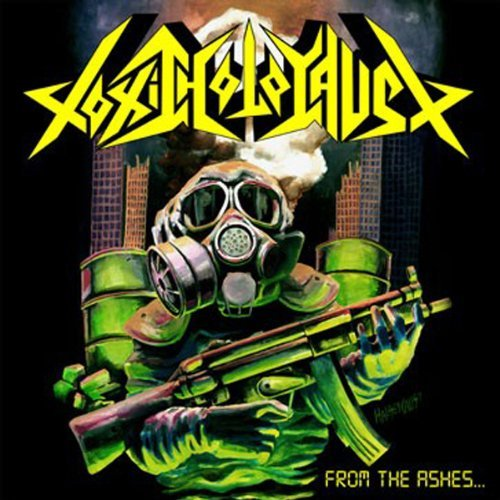 From The Ashes Of Nuclear Destruction (CD)