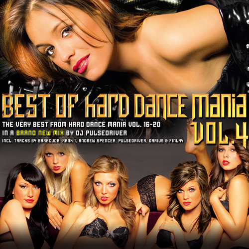 The Best Of Hard Dance Mania Vol. 4 (CD)