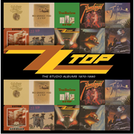 The Studio Albums 1970-1990 (10CD)
