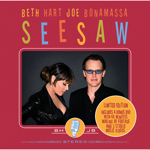 Seesaw - Deluxe Edition (m/DVD) (CD)
