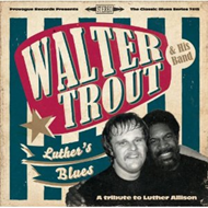 Produktbilde for Luther's Blues - A Tribute To Luther Allison (CD)